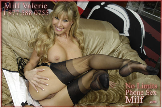 Phone sex with mommy valerie